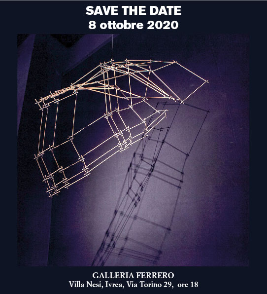 Save the date: 8 ottobre 2020